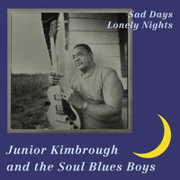 Junior Kimbrough - Sad Days, Lonely Nights
