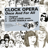 Clock Opera - Kitsuné: Once and for All - EP