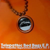 Steve Bug - Telepathic Bed Bugz - The Telepathic Superstition Remix EP, Vol. 2