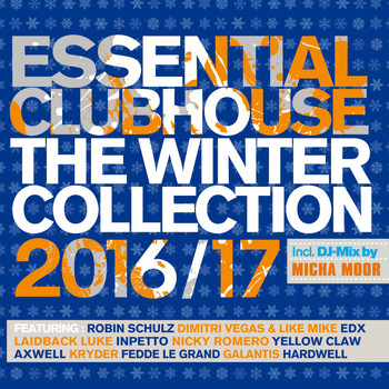 Various Artists - Essential Clubhouse - The Winter Collection 2016 -2017
