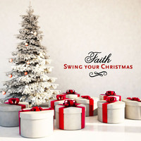 Faith - Swing Your Xmas - 13 Special Songs for Christmas Eve