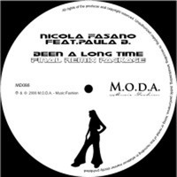 Nicola Fasano Feat. Paula B - Been A Long Time: Final Remix Package