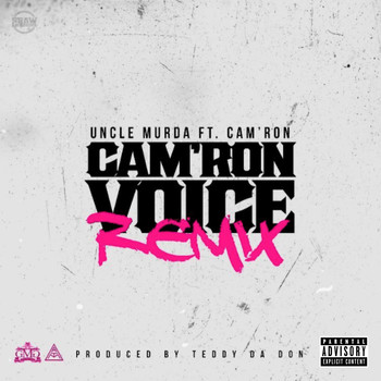 Uncle Murda - Cam'ron Voice (Remix) [feat. Cam'ron] (Explicit)