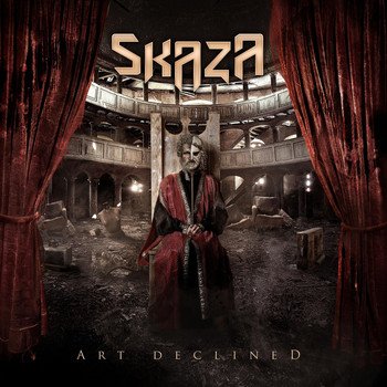 Skaza - Art Declined