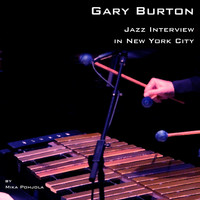 Gary Burton - Jazz Interview in New York City