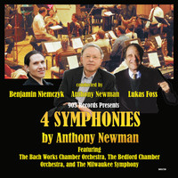 Anthony Newman - 4 Symphonies