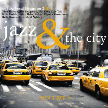 Various Artists - Jazz & the city - volume 2