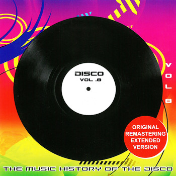Various Artists - The Original Masters, Vol. 8 the Music History of the Disco