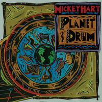 Mickey Hart - Planet Drum (25th Anniversary)