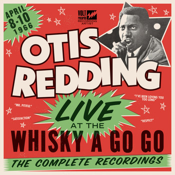Otis Redding - Live At The Whisky A Go Go: The Complete Recordings