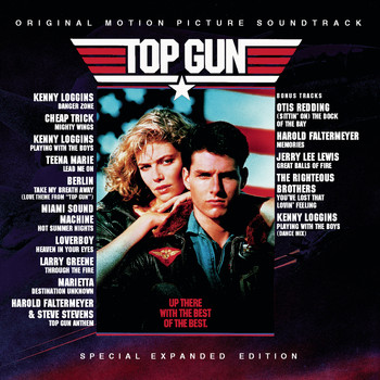 Various - Top Gun - Motion Picture Soundtrack (Special Expanded Edition)