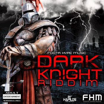 Various Artists - Dark Knight Riddim