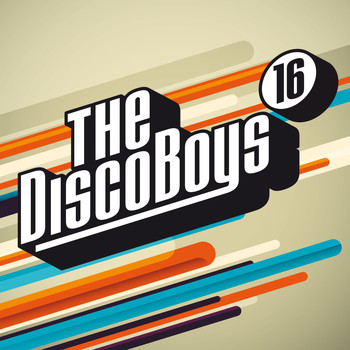Various Artists - The Disco Boys Vol. 16