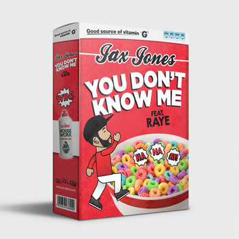 Jax Jones - You Don't Know Me (Explicit)