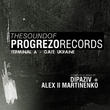 Various Artists - The Sound of Progrezo Records - Terminal a Gate Ukraine