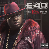E-40 - E-40 - The D-Boy Diary: Book 1