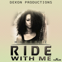 Monique - Ride With Me - Single