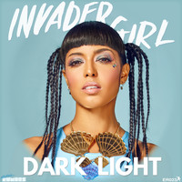 Invader Girl - Dark Light