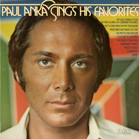 Paul Anka - Sings His Favorites