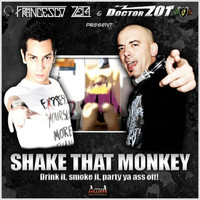 Francesco Zeta - Shake That Monkey