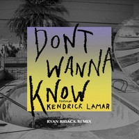 Maroon 5 - Don't Wanna Know (Ryan Riback Remix)