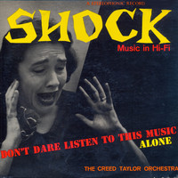 The Creed Taylor Orchestra - Shock
