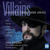 State Orchestra of Victoria - Villains - Sinister Songs And Arias