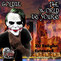 Goldie - The World Is Yours: Zu Religion Extended