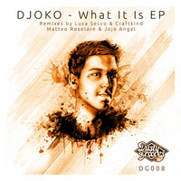 DJOKO - What It Is EP