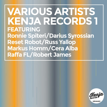 Ronnie Spiteri - Kenja Records, Pt.1