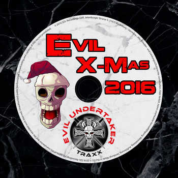 Various Artists - Evil X-Mas 2016