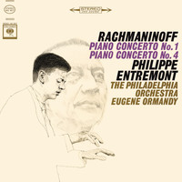 Philippe Entremont - Rachmaninoff: Concerto No. 1 in F-Sharp Minor for Piano and Orchestra, Op. 1 & Concerto No. 4 in G Minor for Piano and Orchestra, Op. 40