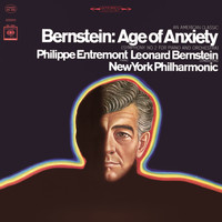 Philippe Entremont - Bernstein: The Age of Anxiety, Symphony No. 2 for Piano and Orchestra