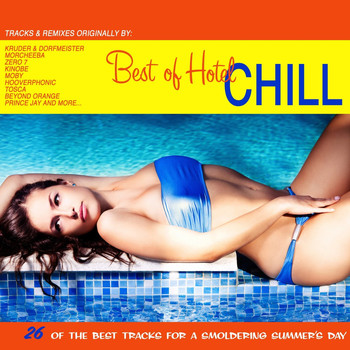 Various Artists - The Best Of Hotel Chill (26 Of The Best Tracks For A Smoldering Summer's Day)