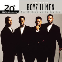 Boyz II Men - The Best Of Boyz II Men 20th Century Masters The Millennium Collection