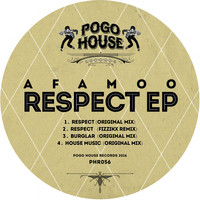 AFAMoo - Respect EP