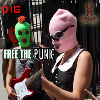 dig - Free The Punk Ep