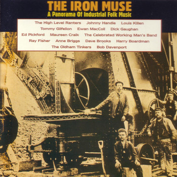Various Artists - The Iron Muse - a Panorama of Industrial Folk Music