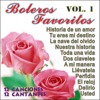 Various Artists - Boleros Favoritos Vol 1
