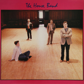 The House Band - The House Band