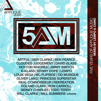 Various Artists - 5AM, Five Years of Applique Music
