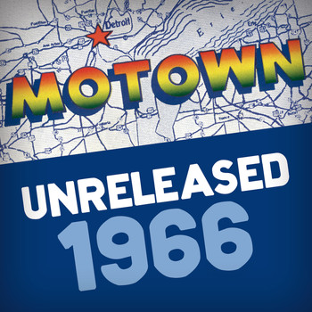 Various Artists - Motown Unreleased: 1966