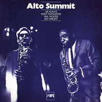 Lee Konitz, Phil Woods & Leo Wright feat. Pony Poindexter - Alto Summit
