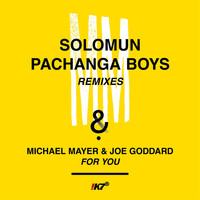 Michael Mayer & Joe Goddard - For You (Remixes)