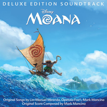 Various Artists - Moana (Original Motion Picture Soundtrack/Deluxe Edition)