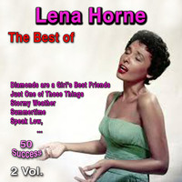 Lena Horne - The Best of Lena Horne - 2 Vol.