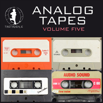Analog tapes 5 minimal tech ho various artists for Minimal house artists