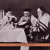 Tim Sparks - At The Rebbe's Table