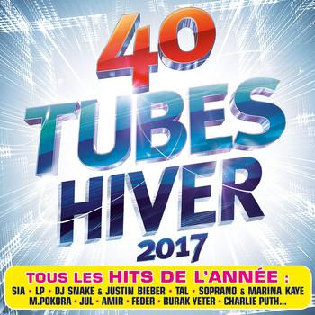 40 tubes hiver 2017 explicit various artists t l chargements mp3 7digital france. Black Bedroom Furniture Sets. Home Design Ideas