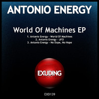 Antonio Energy - World Of Machines